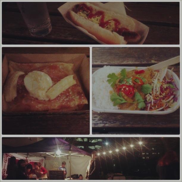Trailer Park food