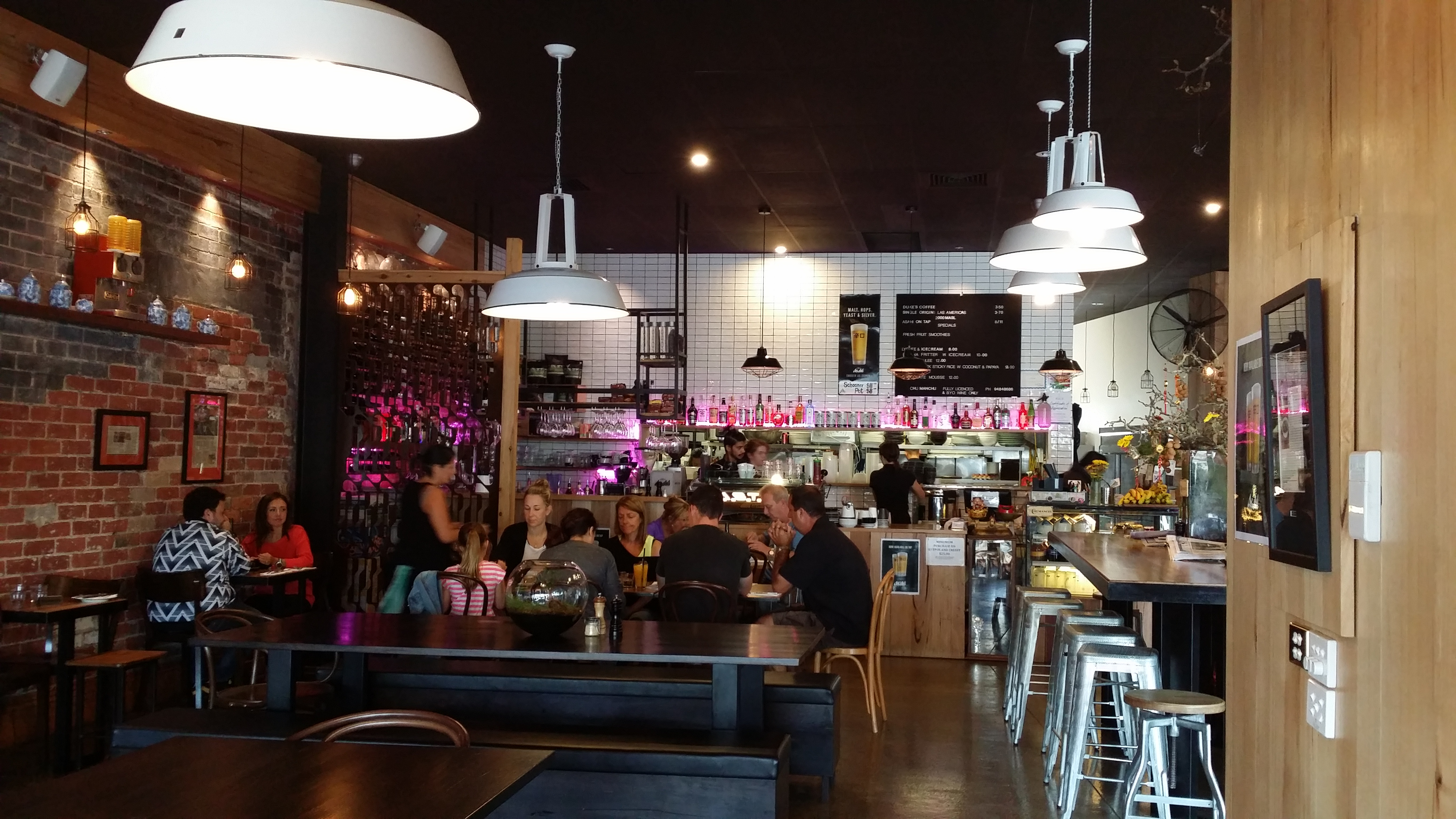Image Gallery Modern Asian Restaurants